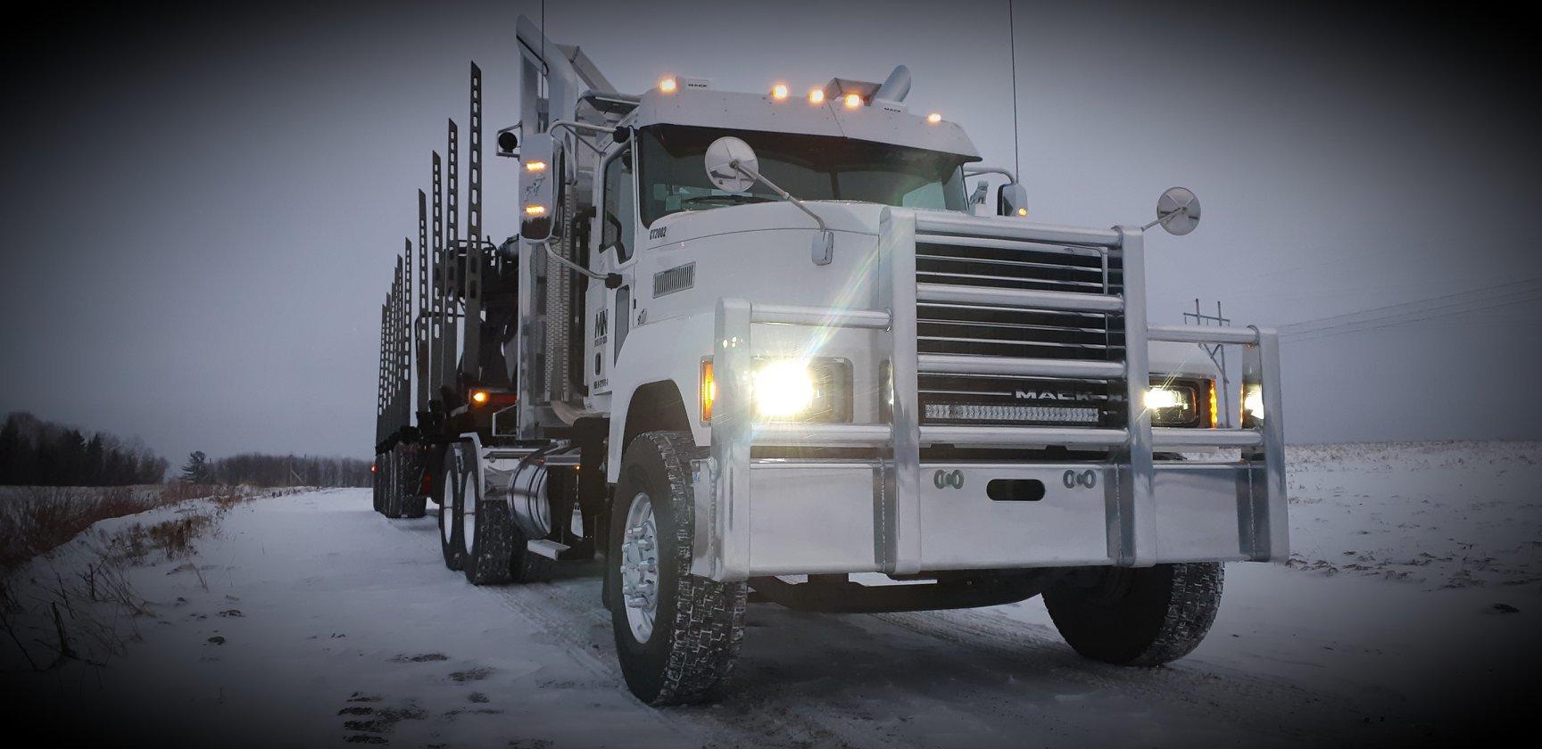 Mack Trucks' Customers Take Starring Role in 2021 Mack Calendar