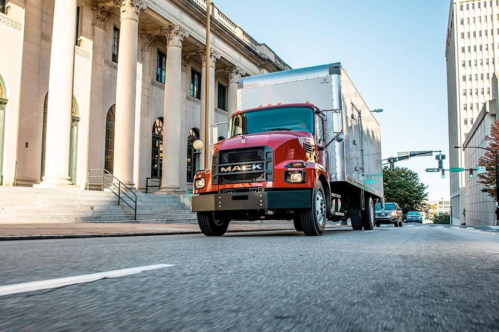 Mack Financial Services Offers Special Financing for Mack® MD Series Models