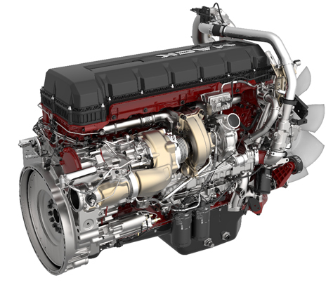Next Generation Mack® MP®8HE Engine Boosts Fuel Efficiency by up to 3 Percent