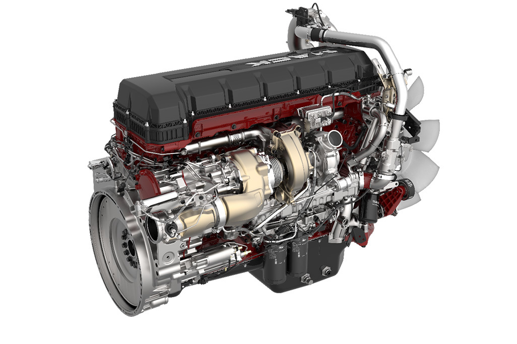 Mack Fuel Savings Calculator Demonstrates Benefits of Next-Generation Mack® MP®8HE+ Powertrain Package