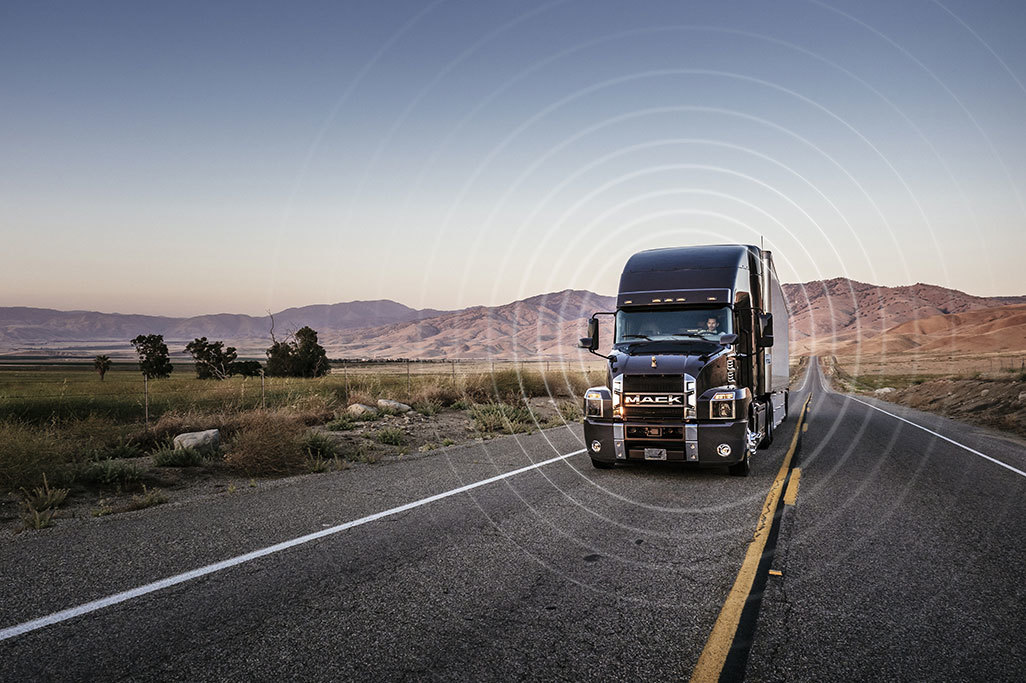 Mack Improves Uptime Through Unlimited Parameter Updates with Mack® Over The Air (OTA)