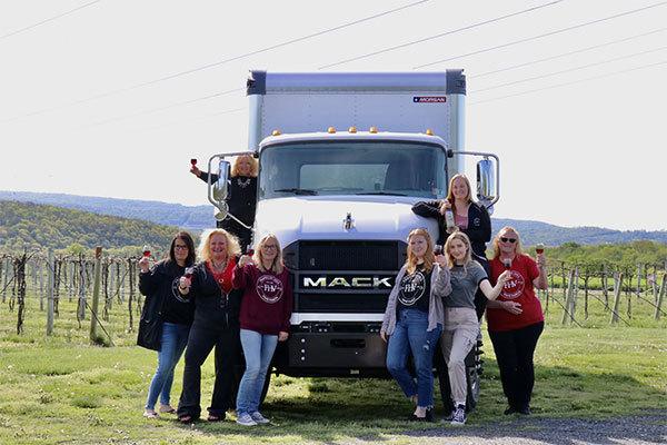 Meet the Mack Trucks Customers Starring in the 2022 Mack Calendar