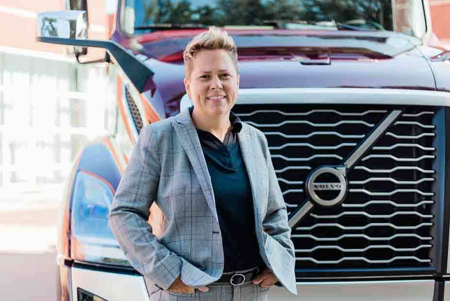 The Time for Women in Trucking is Now