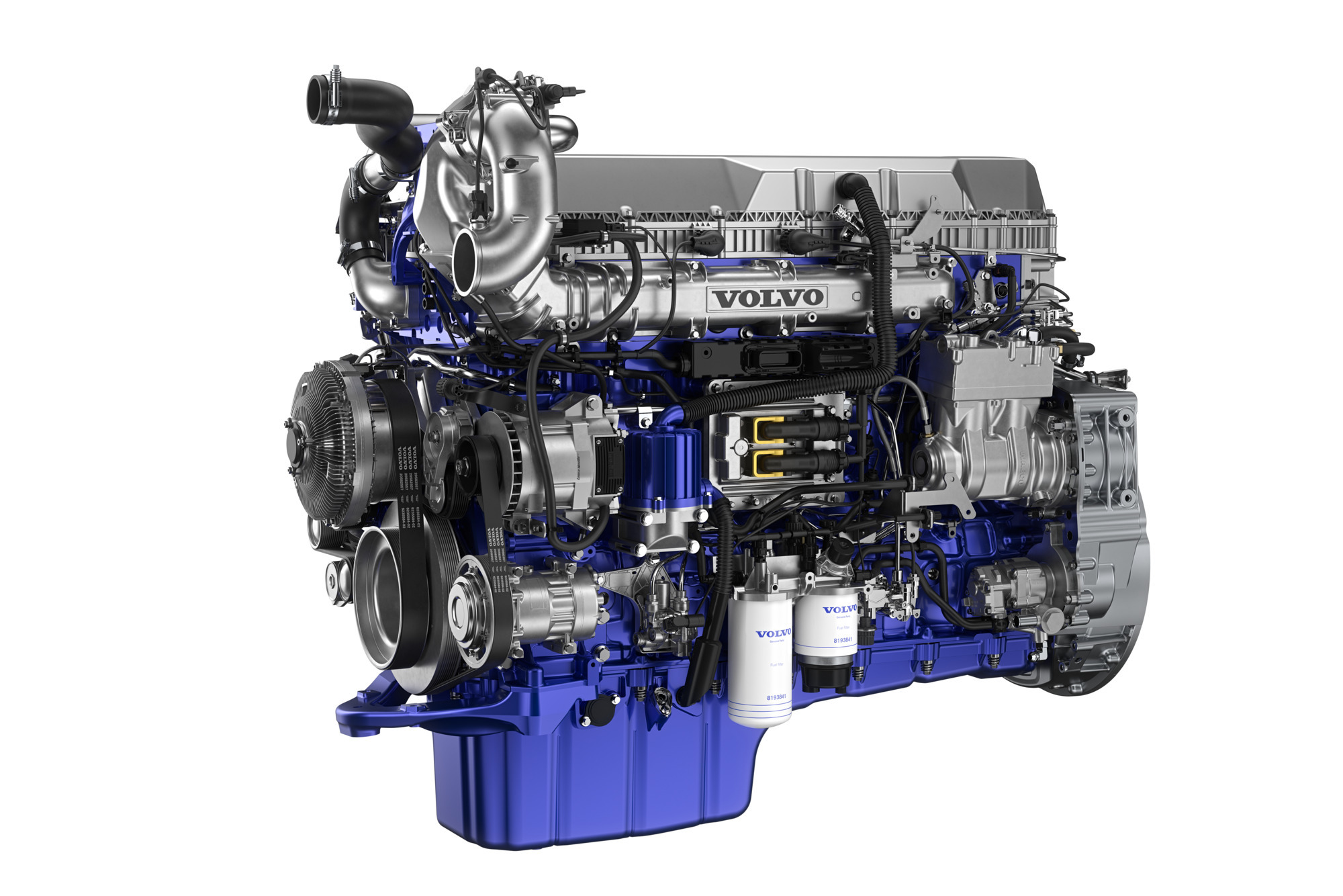 D13TC Standard for All VNL Models