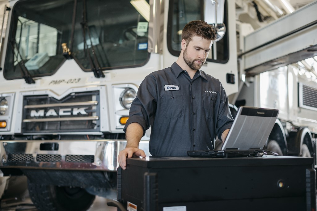 Mack Certified Uptime Dealers Implement Processes to Promote Safety, Social Distancing
