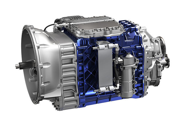 Volvo Trucks' I-Shift Transmission Technology Still Leading Innovation in North America After 15 Years