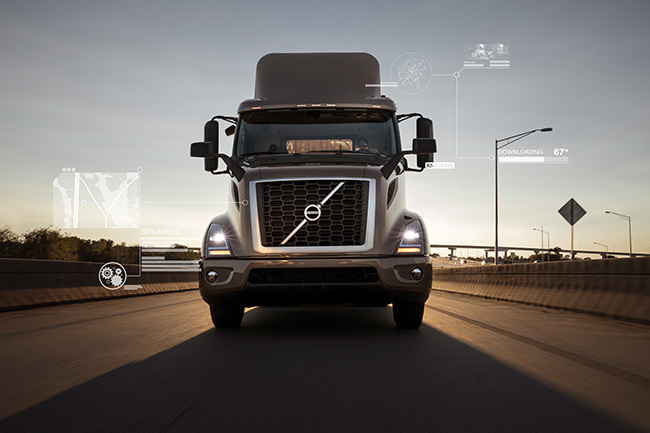 Unlimited Parameter Updates Now Available to Customers Through Volvo Trucks' Remote Programming Service