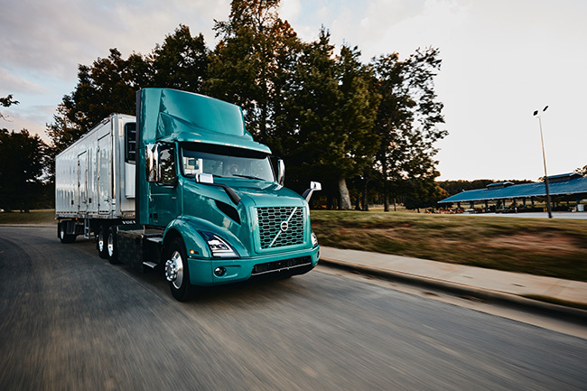 Volvo VNR Electric Now Eligible for Vehicle Funding and Incentives Across North America